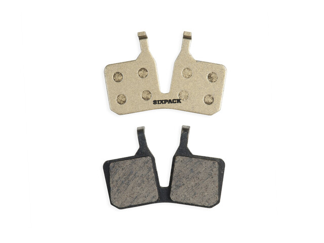 Sixpack Magura MT5 (4 pistones) - Pastillas de freno - beige